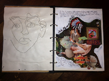 Make Your Own Sketchbook
